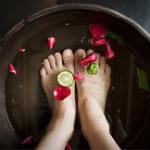 DIY Foot Scrub Recipe
