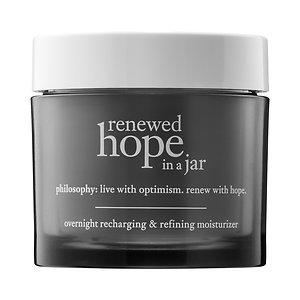 Philosophy Renewed Hope In A Jar Night
