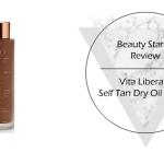 Vita Liberata Self Tan Dry Oil SPF 50 Review