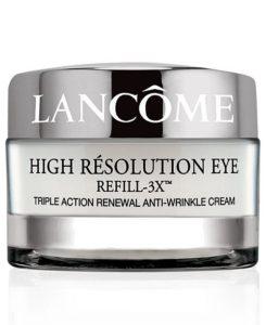 Lancôme High Résolution Eye Refill-3x